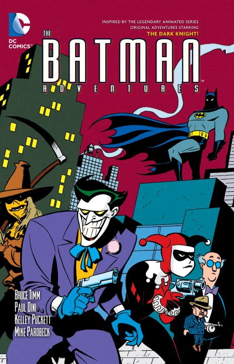 Batman Adventures Vol. 3 (Collected)