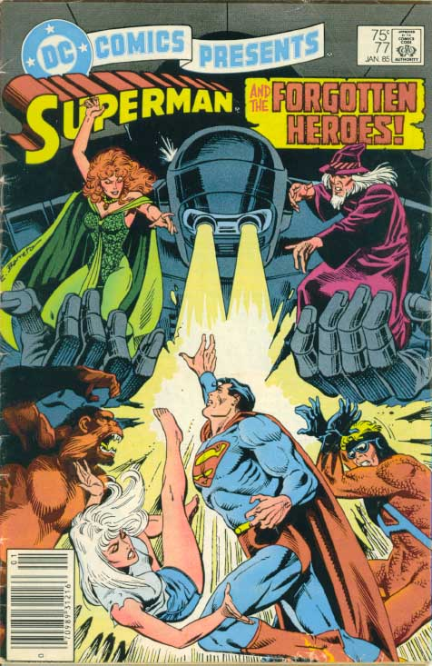 DC Comics Presents Vol 1 77