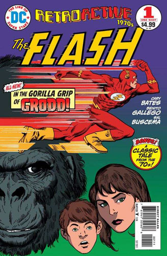 DC Retroactive: The Flash – The '70s Vol 1 1