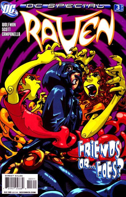 DC Special: Raven Vol 1 3