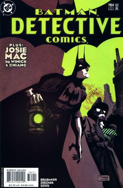 Detective Comics Vol 1 784