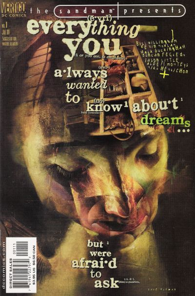 Sandman Presents: Everything You Always Wanted to Know About Dreams... But Were Afraid to Ask Vol 1 1