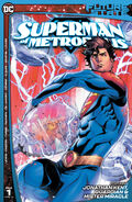 Future State Superman of Metropolis Vol 1 1