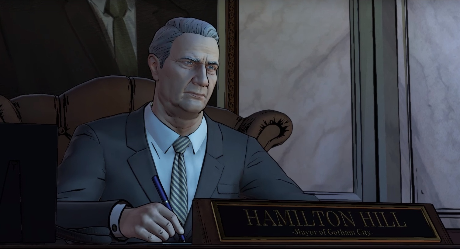 Hamilton Hill (Batman: The Telltale Series)