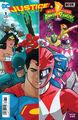 Justice League Power Rangers Vol 1 1