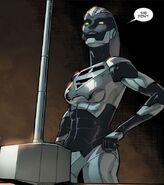 Natasha Irons Injustice Regime 0001