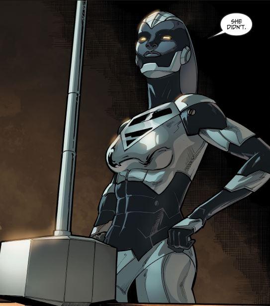 Natasha Irons (Injustice)