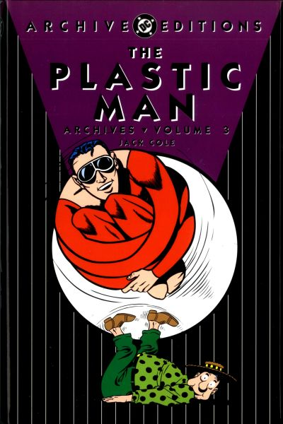 Plastic Man Archives Vol. 3 (Collected)