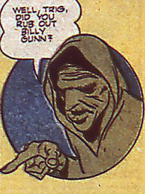 Keyhole Carter (Earth-Two)