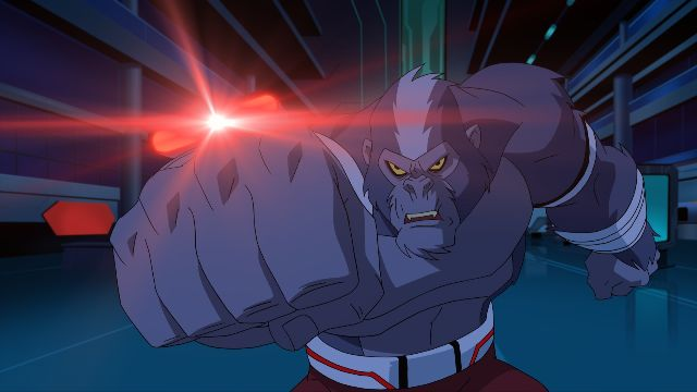 Silverback (Batman Unlimited)