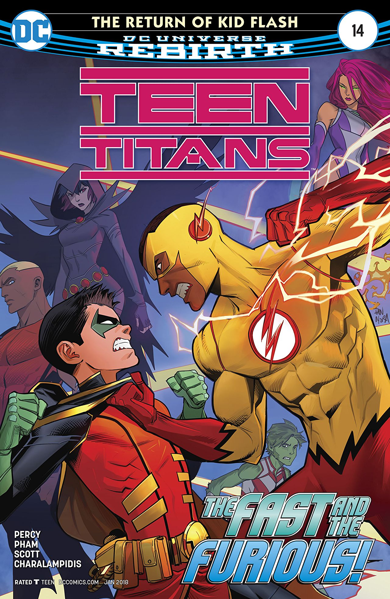 Teen Titans Vol 6 14
