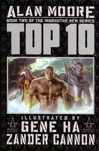 Top 10: Book Two (Collected)
