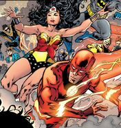 Wally West Dark Multiverse Death of Superman 01