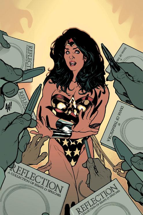 Wonder Woman Vol 2 196