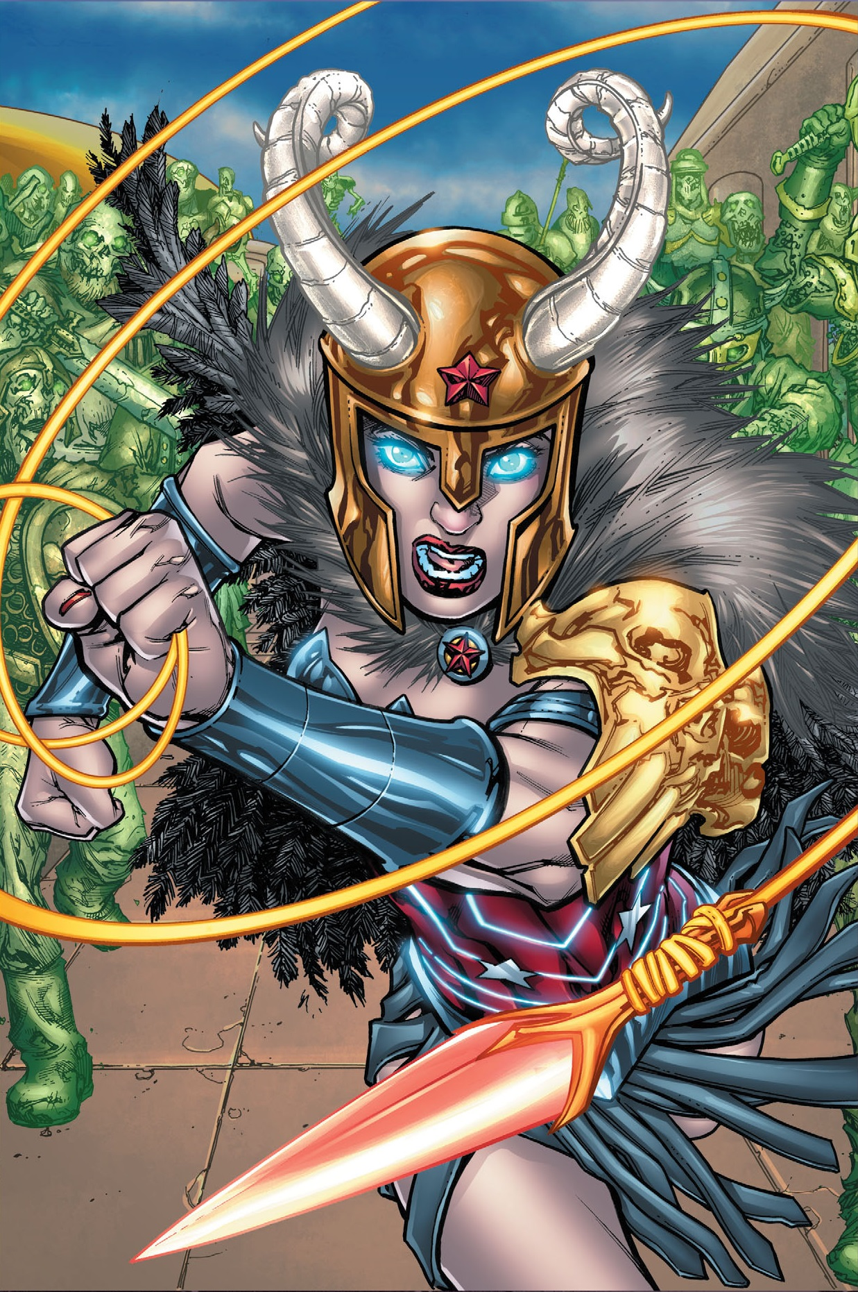 Diana of Themyscira (Futures End)