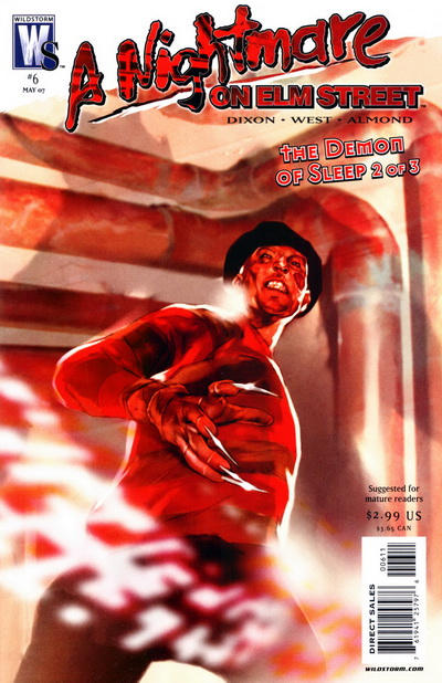 A Nightmare on Elm Street Vol 1 6