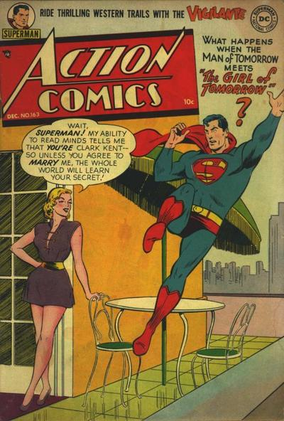 Action Comics Vol 1 163