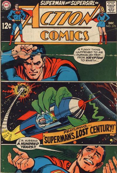 Action Comics Vol 1 370