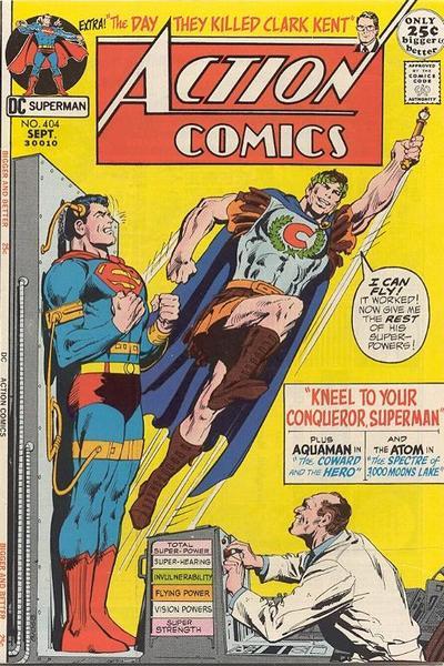 Action Comics Vol 1 404