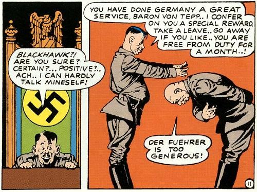 Adolf Hitler (Quality Universe)