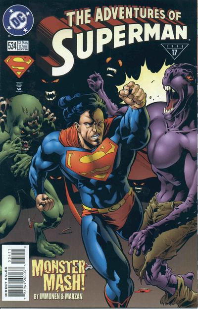 Adventures of Superman Vol 1 534