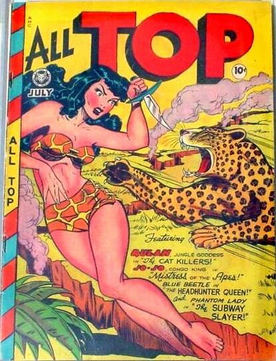 All Top Comics Vol 1 12