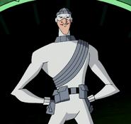 Andre Le Blanc Teen Titans 001