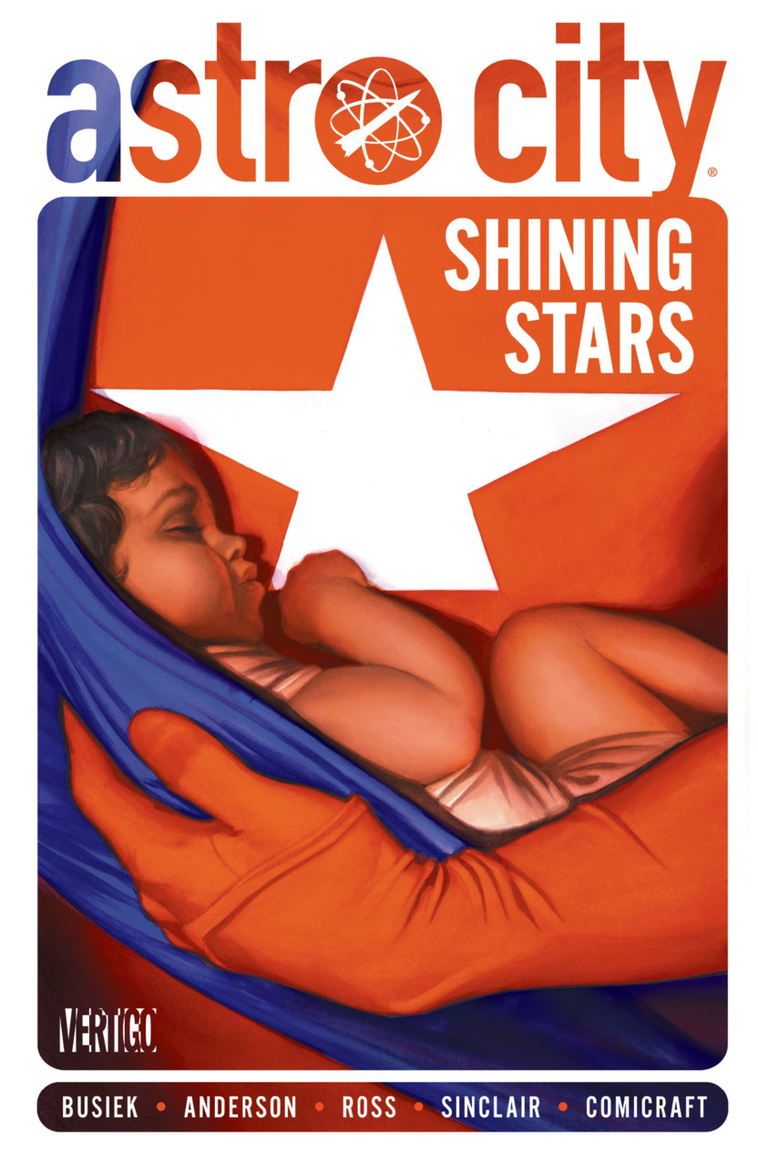 Astro City: Shining Stars (Collected)