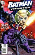 Batman Confidential -15 Cover