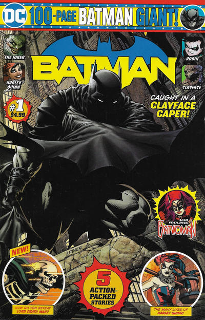 Batman Giant Vol 2 1