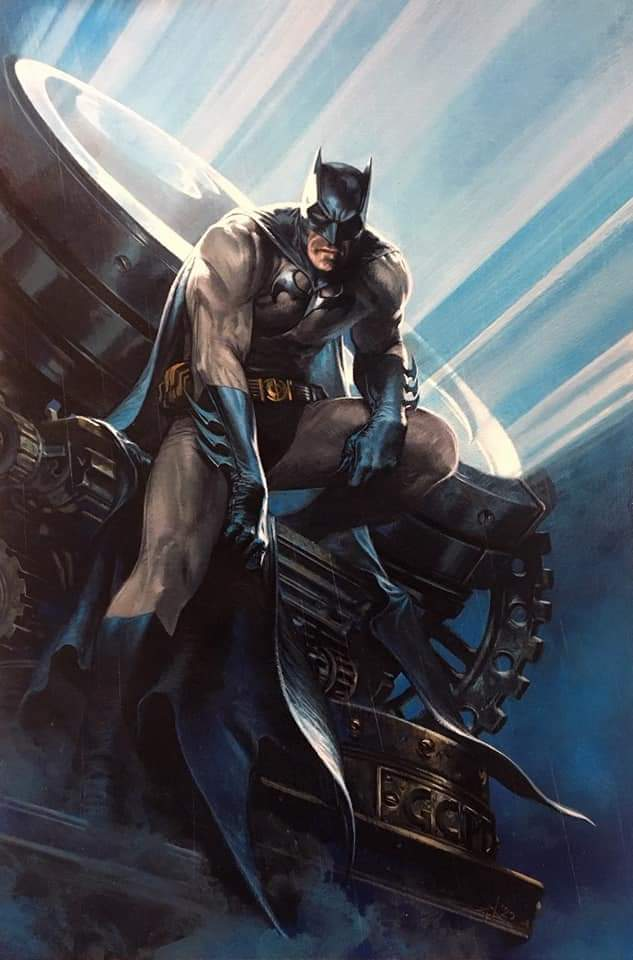Batman Vol 3 100 Bulletproof Comics Gabriele Dell'Otto Virgin Variant.jpg