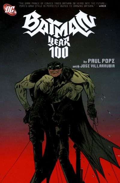 Batman: Year 100 (Collected)