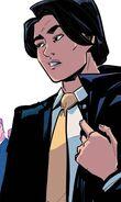 Bruce Wayne Gotham High 0001