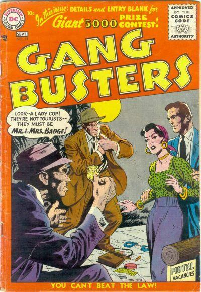Gang Busters Vol 1 53