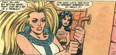 Dorcas Leigh (Super Friends)