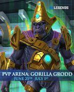 Gorilla Grodd DC Legends 0001