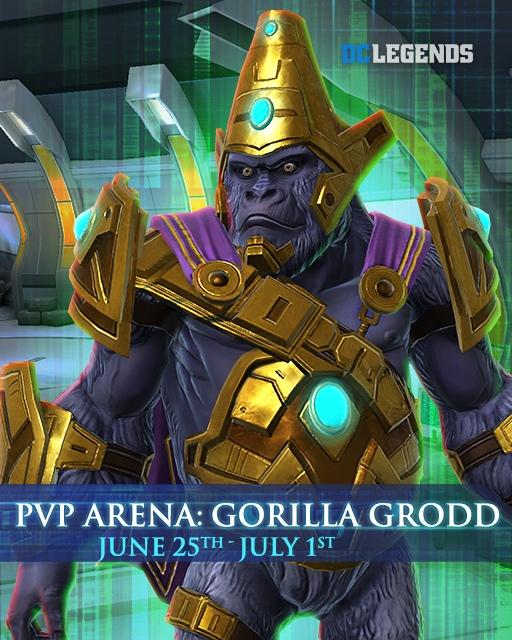 Gorilla Grodd (DC Legends)