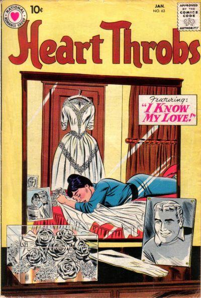 Heart Throbs Vol 1 63