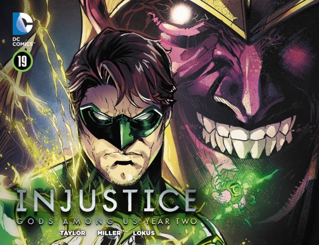Injustice: Gods Among Us: Year Two Vol 1 19 (Digital)