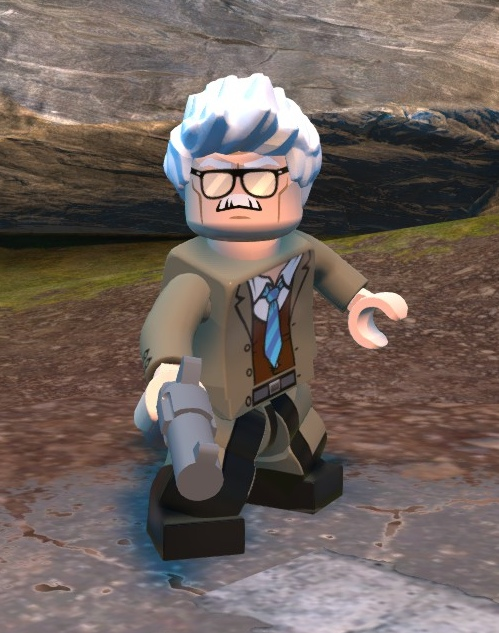 James Gordon (Lego Batman)