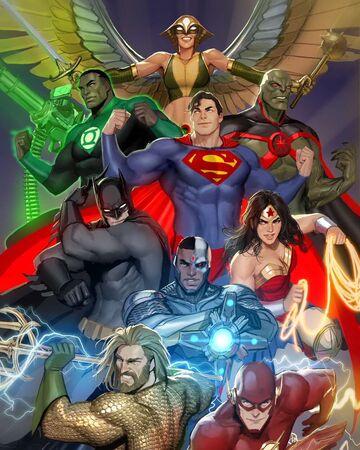 Justice League Vol 4 14 Textless Variant.jpg