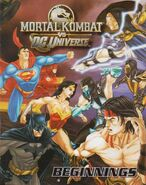 Mortal Kombat vs DC Universe Beginnings