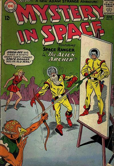 Mystery in Space Vol 1 92