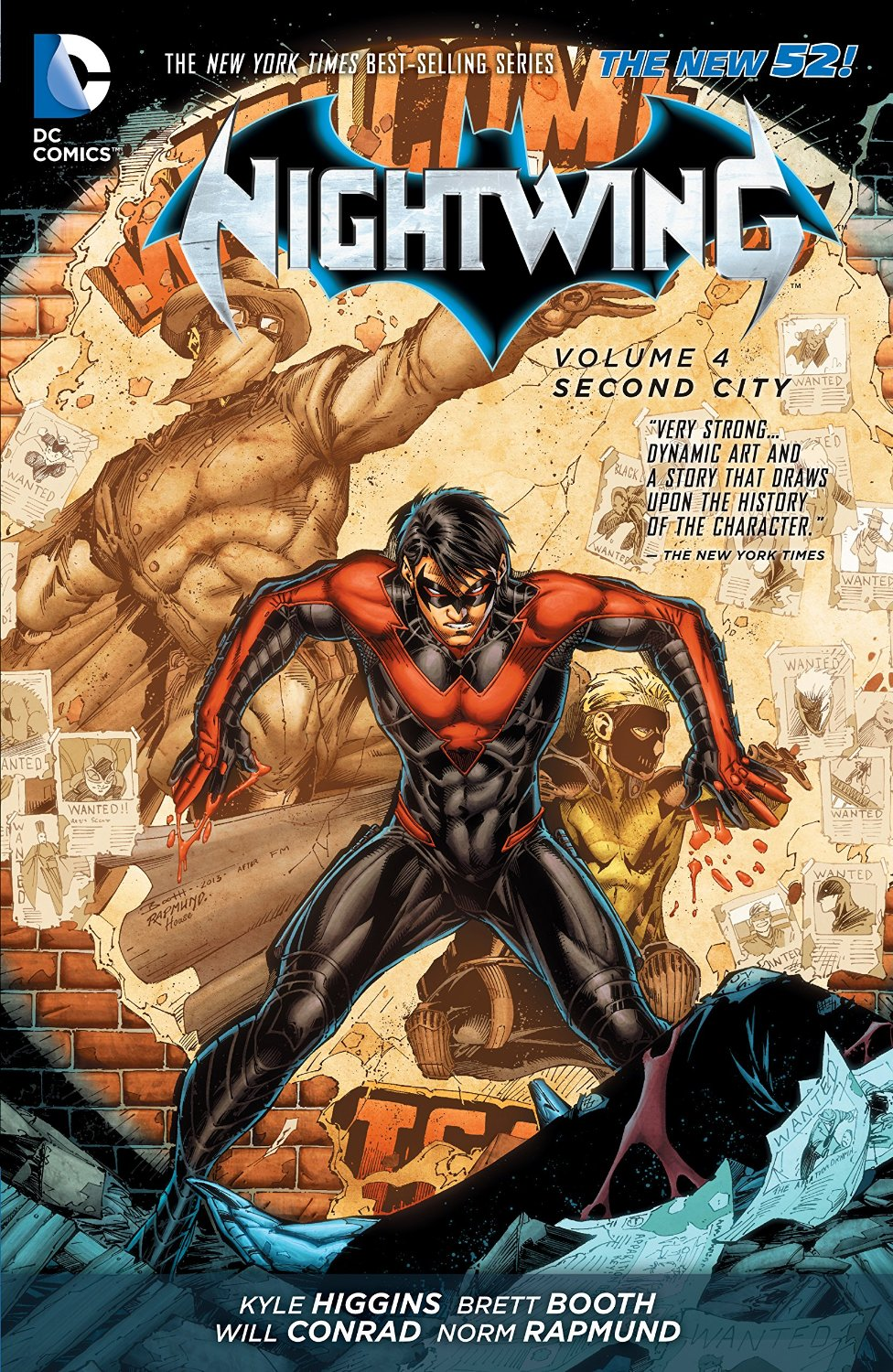 Nightwing: Second City (Collected)