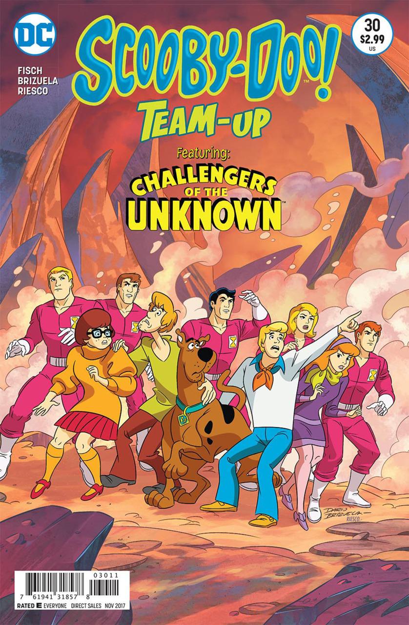 Scooby-Doo! Team-Up Vol 1 30