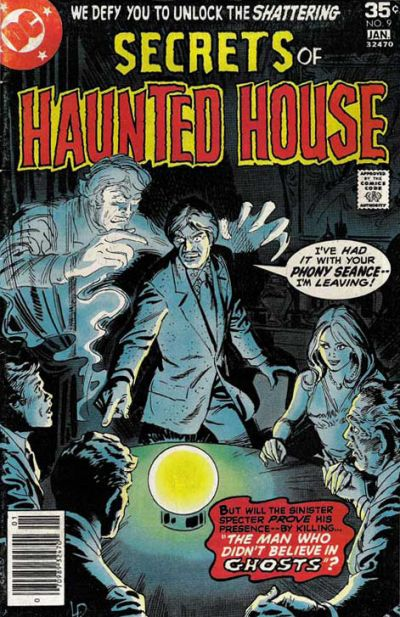 Secrets of Haunted House Vol 1 9