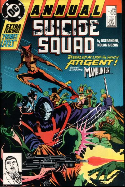 Suicide Squad Annual Vol 1 1