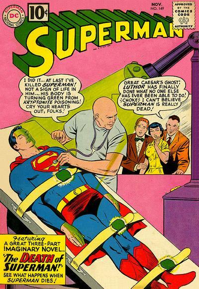 Superman Vol 1 149