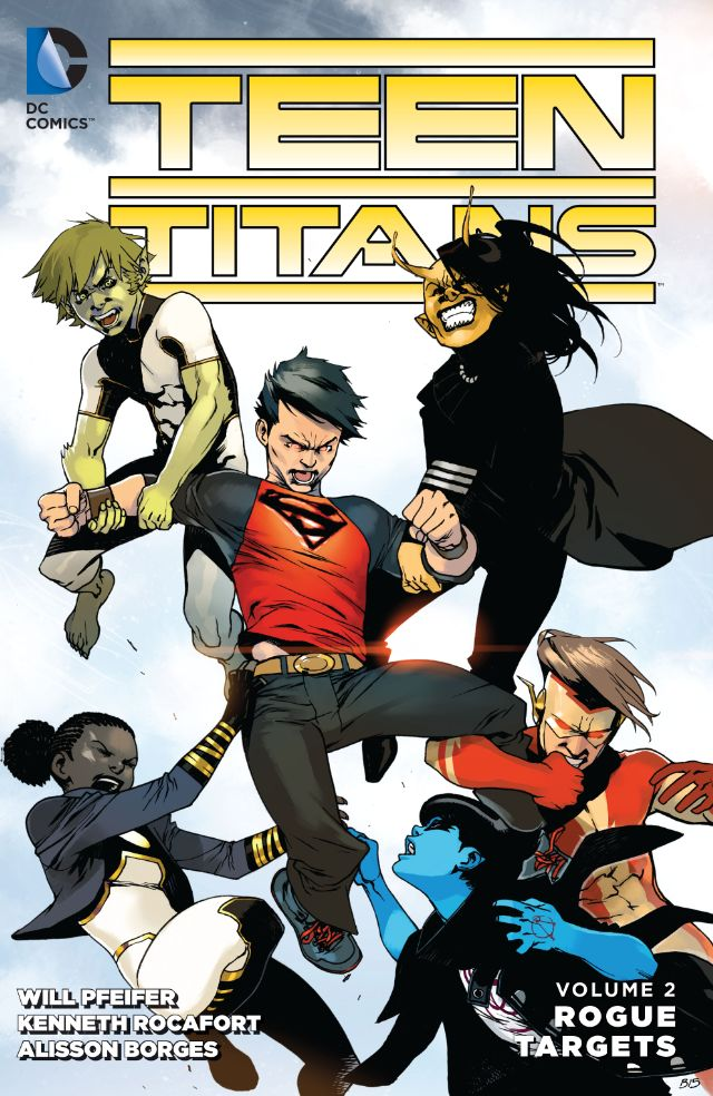 Teen Titans: Rogue Targets (Collected)