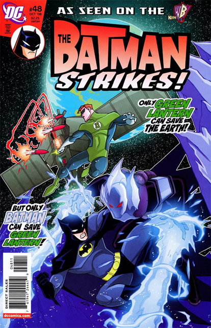 The Batman Strikes! Vol 1 48
